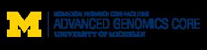 Biomedical Research Core Facilities, Advanced Genomics Core, University of Michigan