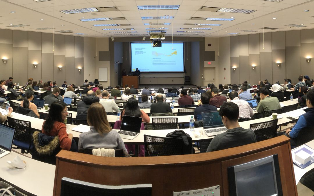 RNA-Sequencing Draws a Packed House in Ann Arbor